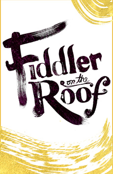 Fiddler on the Roof, Broadway Theatre, NYC Show Poster