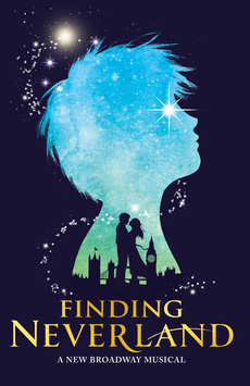 Finding Neverland, Lunt-Fontanne Theatre, NYC Show Poster