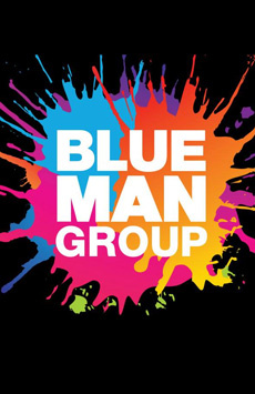 Blue Man Group , Astor Place Theatre, NYC Show Poster