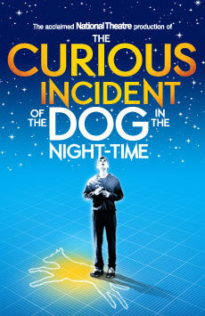The Curious Incident of the Dog in the Night-Time,, NYC Show Poster