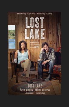 Lost Lake, Manhattan Theatre Club, NYC Show Poster