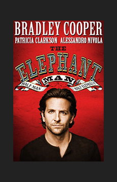 The Elephant Man,, NYC Show Poster