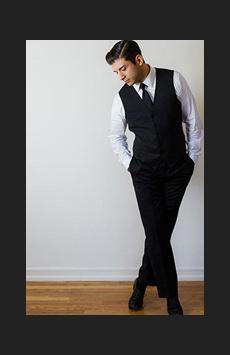Tony Yazbeck: The Floor Above Me, Feinstein's/54 Below, NYC Show Poster