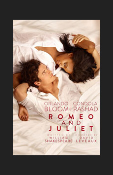 Romeo and Juliet,, NYC Show Poster