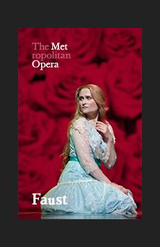 Metropolitan Opera: Faust,, NYC Show Poster