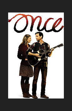 The Cast of 'Once',, NYC Show Poster