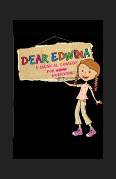 Dear Edwina,, NYC Show Poster