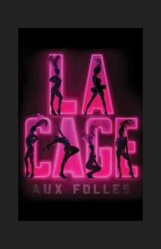 La Cage aux Folles, Longacre Theatre, NYC Show Poster