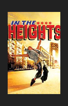 In the Heights ,, NYC Show Poster