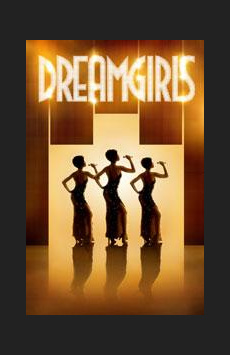 Dreamgirls, Apollo Theater, NYC Show Poster