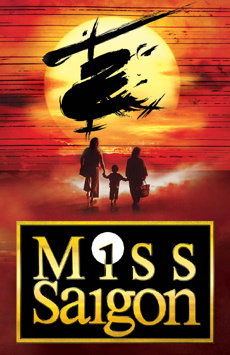 Miss Saigon, Broadway Theatre, NYC Show Poster