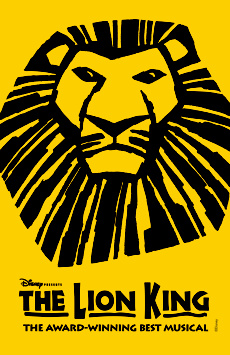 The Lion King (Actor's Fund Performance), Minskoff Theatre, NYC Show Poster