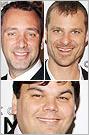 Trey Parker, Robert Lopez & Matt Stone