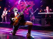 Alex Brightman as Dewey in School of Rock.