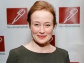 Oslo Tony nominee Jennifer Ehle is red carpet ready.