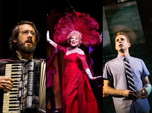 The Great Comet, Hello, Dolly! & Dear Evan Hansen Lead 2017 Tony Award Nominations