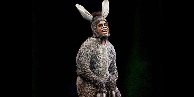 shrek the musical donkey they meet