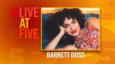 Broadway.com #LiveatFive with Barrett Doss of <i>Groundhog Day</i>
