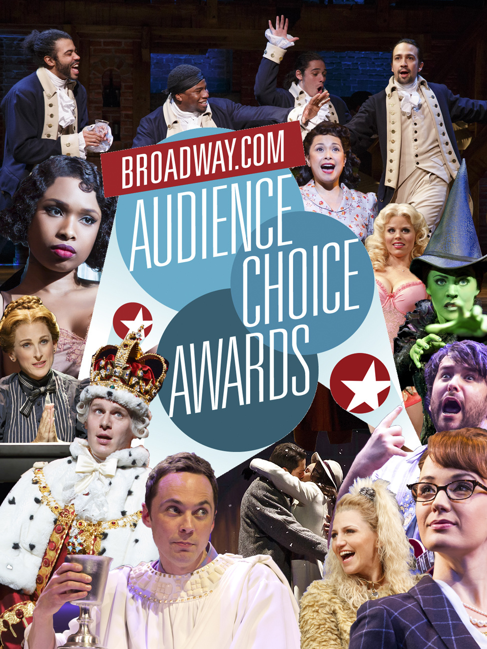 Vote Now! Hamilton Breaks Record for Most Broadway.com ...