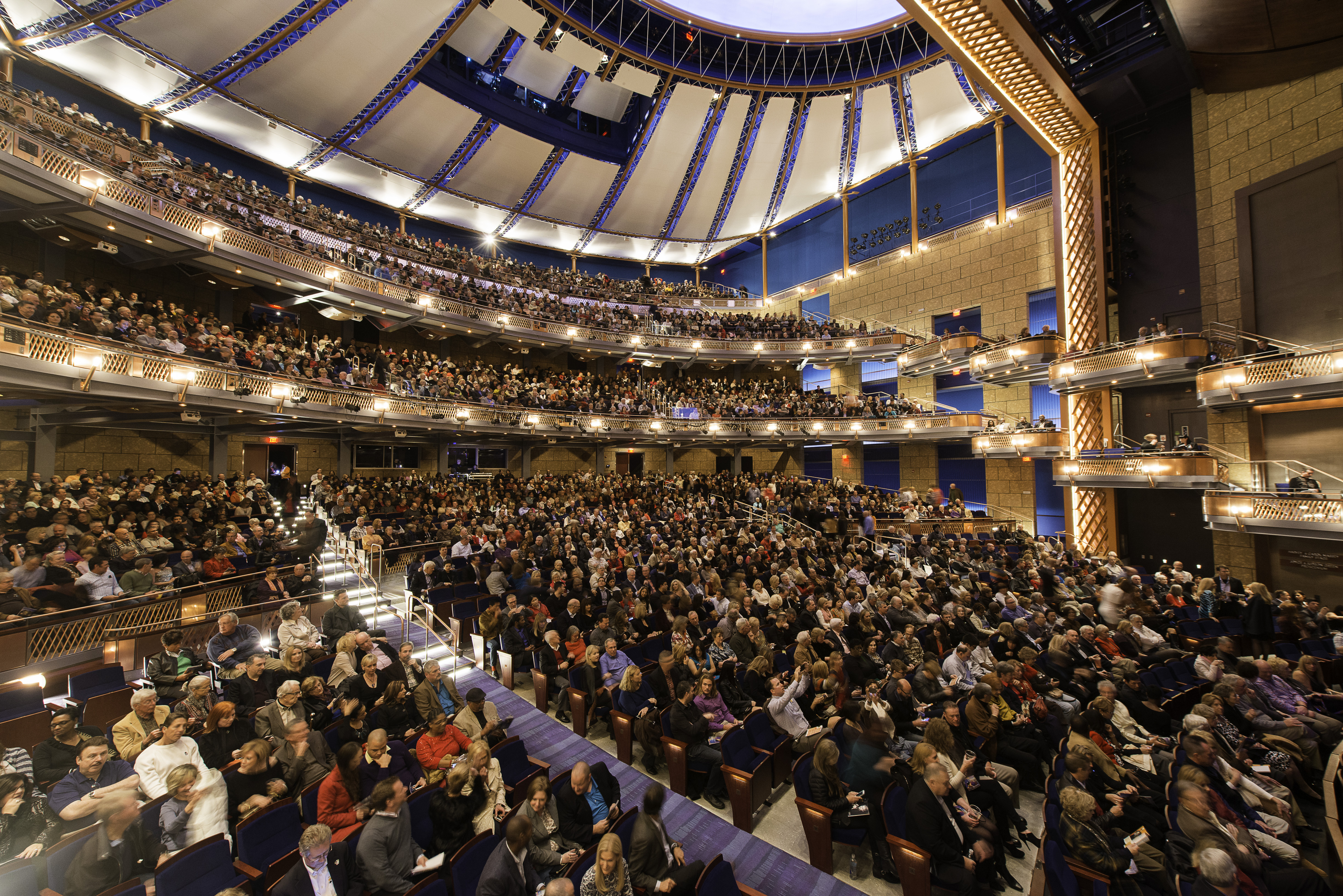 Dr. Phillips Center for the Performing Arts   Theaters ...