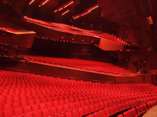 Segerstrom Center For The Arts Theaters Broadway In