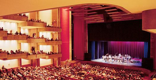 Lynn City Hall Auditorium Concerts