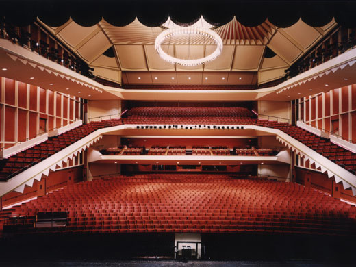 Uihlein Hall Marcus Center Theaters Broadway In