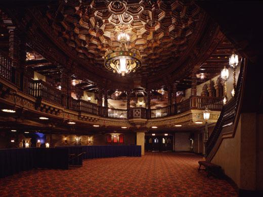 Academy Theater Movie Tiems