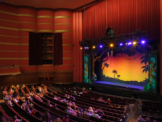 Municipal auditorium music hall theaters broadway in kansas city