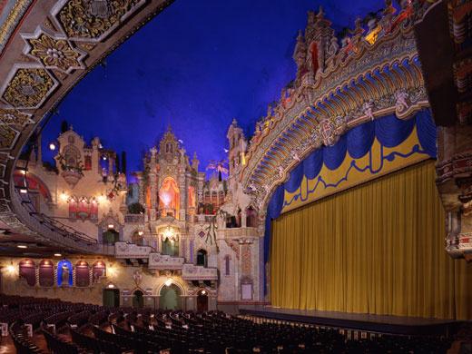 The Majestic Theatre Theaters Broadway In San Antonio