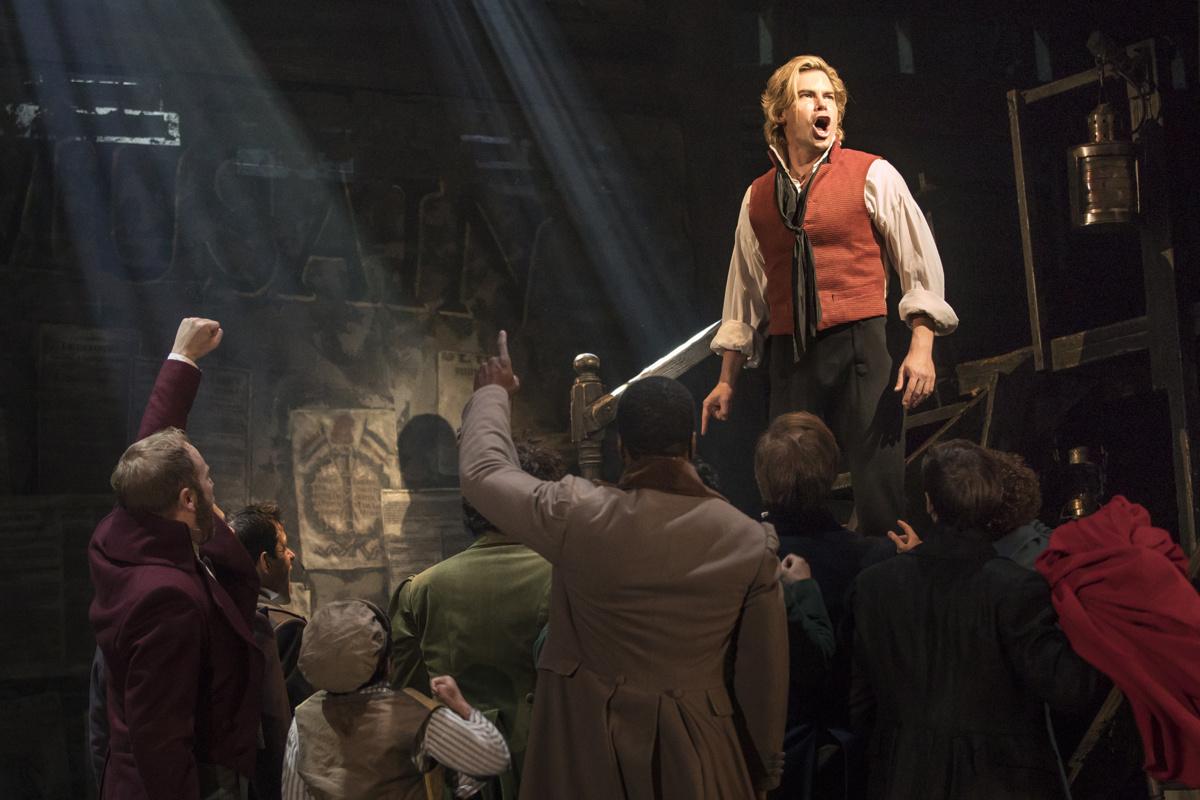 Les Miserables Off Broadway Tour