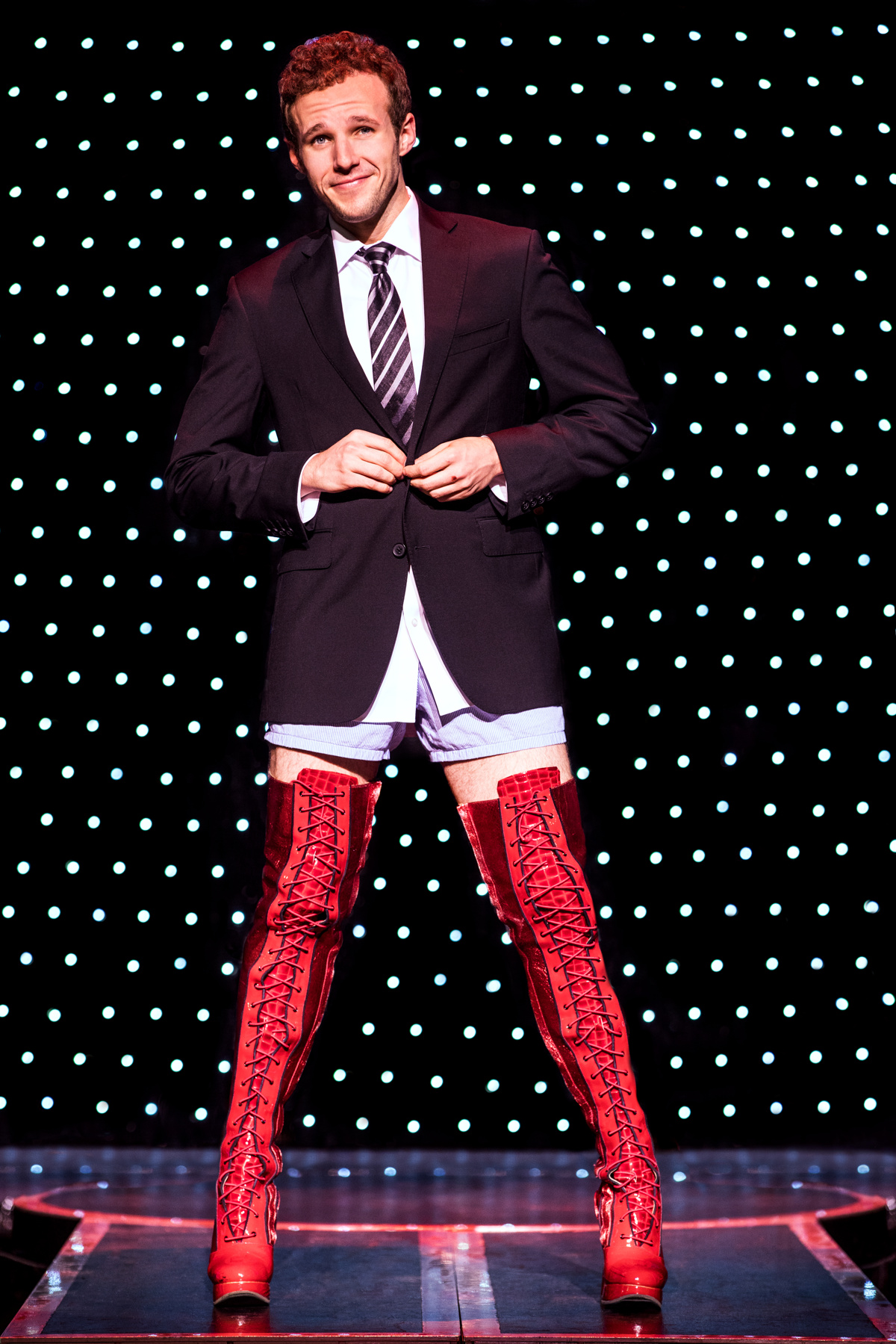 The Broadway Tour Of Kinky Boots