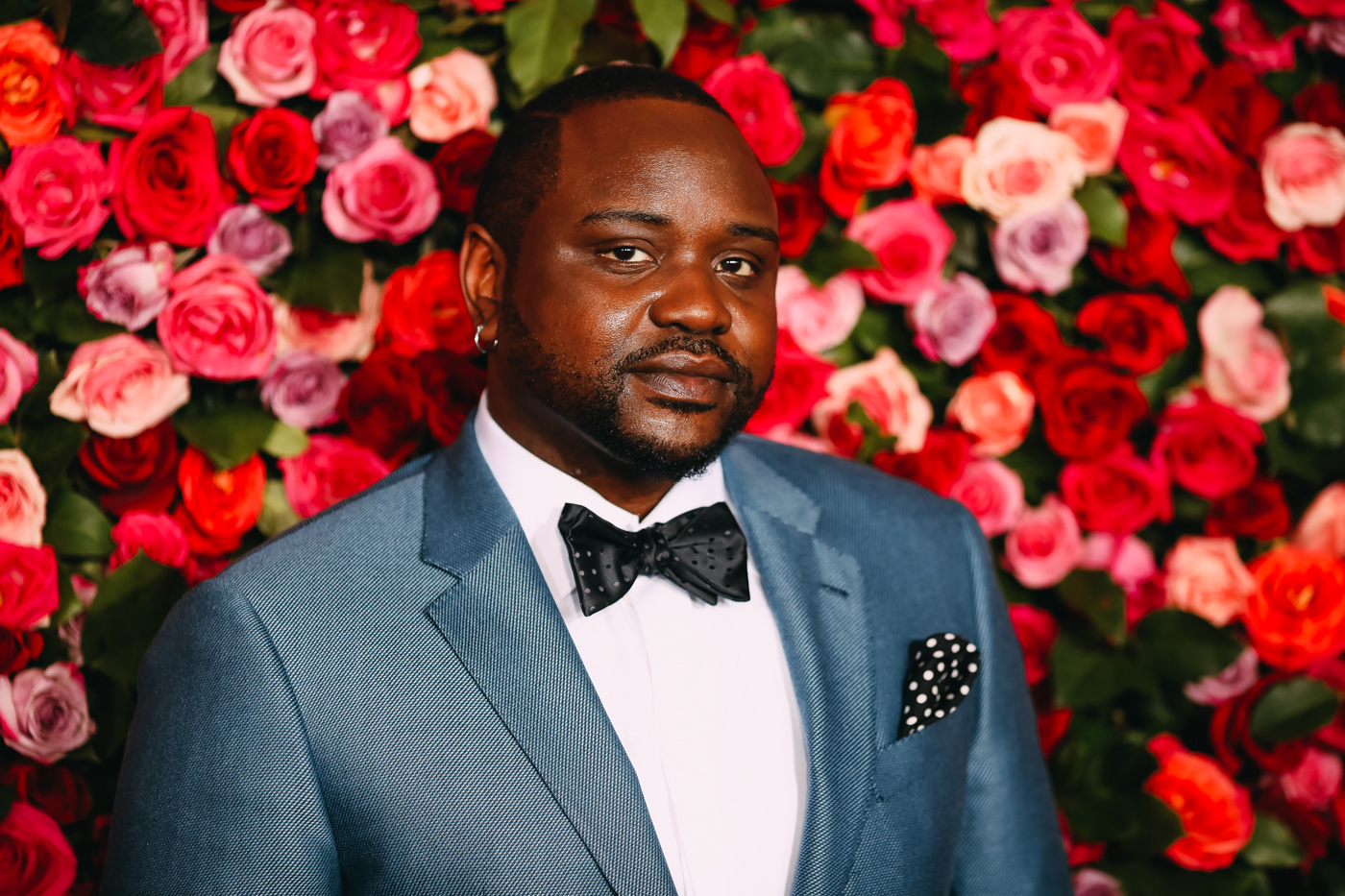 Lobby Hero Tony nominee Brian Tyree Henry has arrived