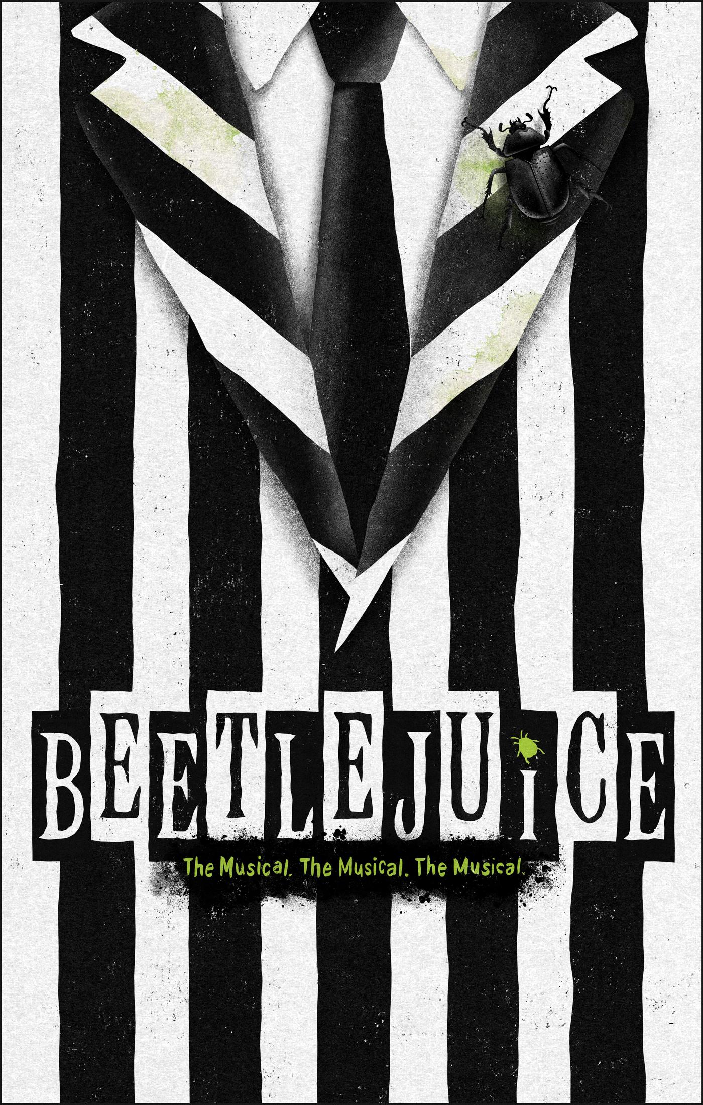 Beetljuice will play the Winter Garden!