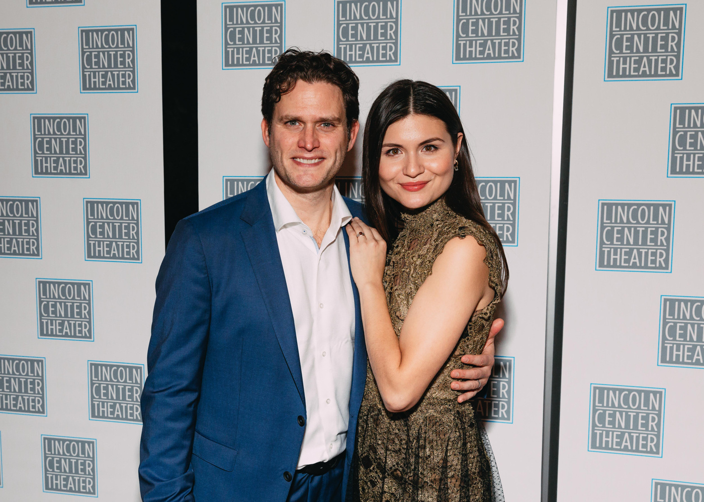 Steven Pasquale wild party