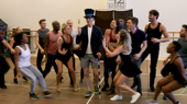 Watch Noah Weisberg & the Cast of the Charlie and the Chocolate Factory Tour Make Sweet Sounds in Rehearsal