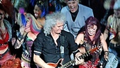 Get Electrified with Queen's Brian May and the We Will Rock You Tour Cast on Opening Night