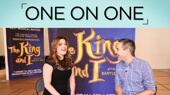 The King and I's Laura Michelle Kelly on the Honor of Playing Anna, Being a Spa Junkie & Living Out of a Bucket