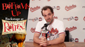 Bottoms Up: Backstage at the Something Rotten! Tour with Rob McClure, Episode 12: Cleveland Rocks