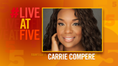 Broadway.com #LiveatFive with Carrie Compere of The Color Purple
