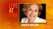 Broadway.com #LiveatFive with Karen Mason of Love Never Dies