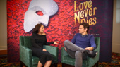 The Broadway.com Show: Gardar Thor Cortes & Meghan Picerno Chat About the National Tour of Love Never Dies