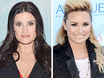 Will Idina Menzel or Demi Lovato Perform Frozen's 'Let It ...