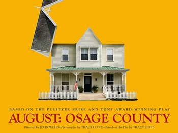 Cousins dating august osage county