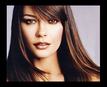 Are catherine zeta jones eyes theme