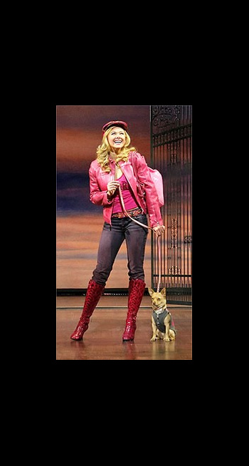 Legally Blonde Broadway Show 67