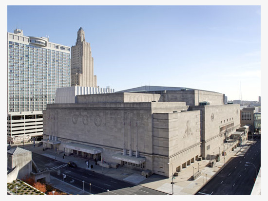 Municipal Auditorium Music Hall 1