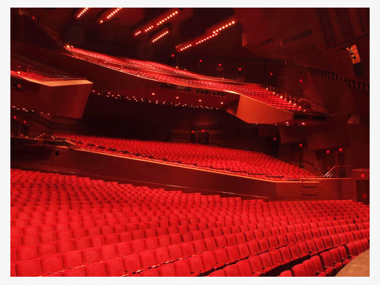 Segerstrom Center for the Arts 1