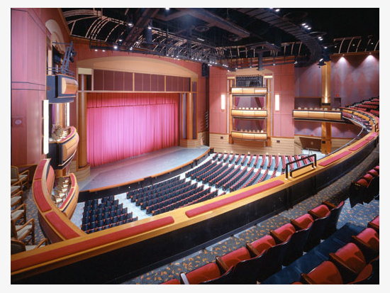 Moran Theatre Times Union Center Theaters Broadway In