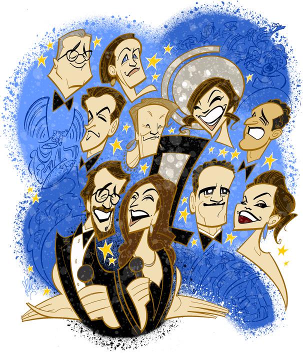 Sara Bareilles & Josh Groban Toast Broadway's Best Stars & Shows at the 2018 Tony Awards